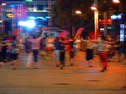 中国出張2010年08月-第三日目- 深圳定宿とDinner_c0153302_0175634.jpg