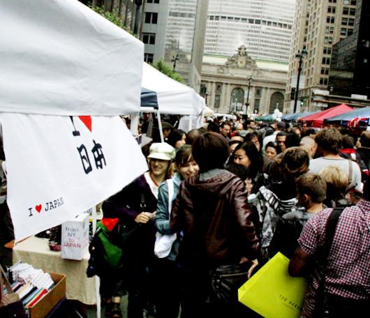 ニューヨークでジャパン・ブロック・フェアのスペシャル・バージョン開催_b0007805_14274062.jpg