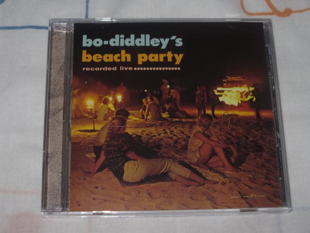 Bo Diddley / Bo Diddley\'s Beach Party_b0042308_083932.jpg