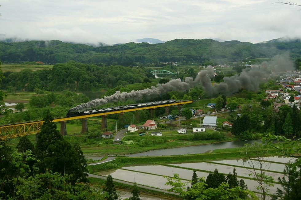 いい煙があれば - 2011年春・磐西 -_b0190710_23373157.jpg