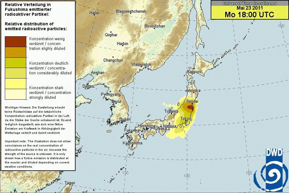 ドイツ気象庁の放射能予報:日韓共同被爆の危機か?_e0171614_22135653.jpg