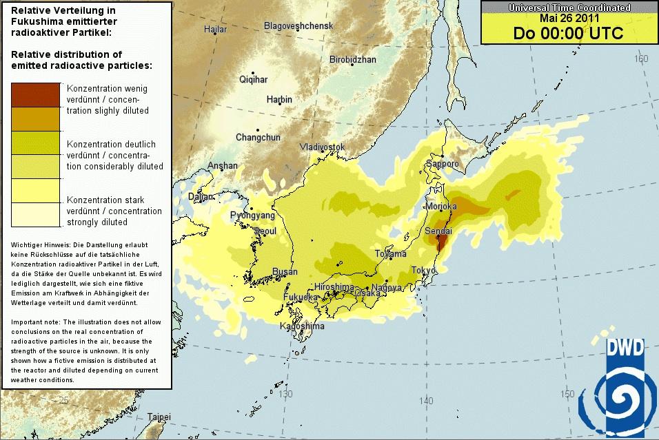 ドイツ気象庁の放射能予報:日韓共同被爆の危機か?_e0171614_2294221.jpg