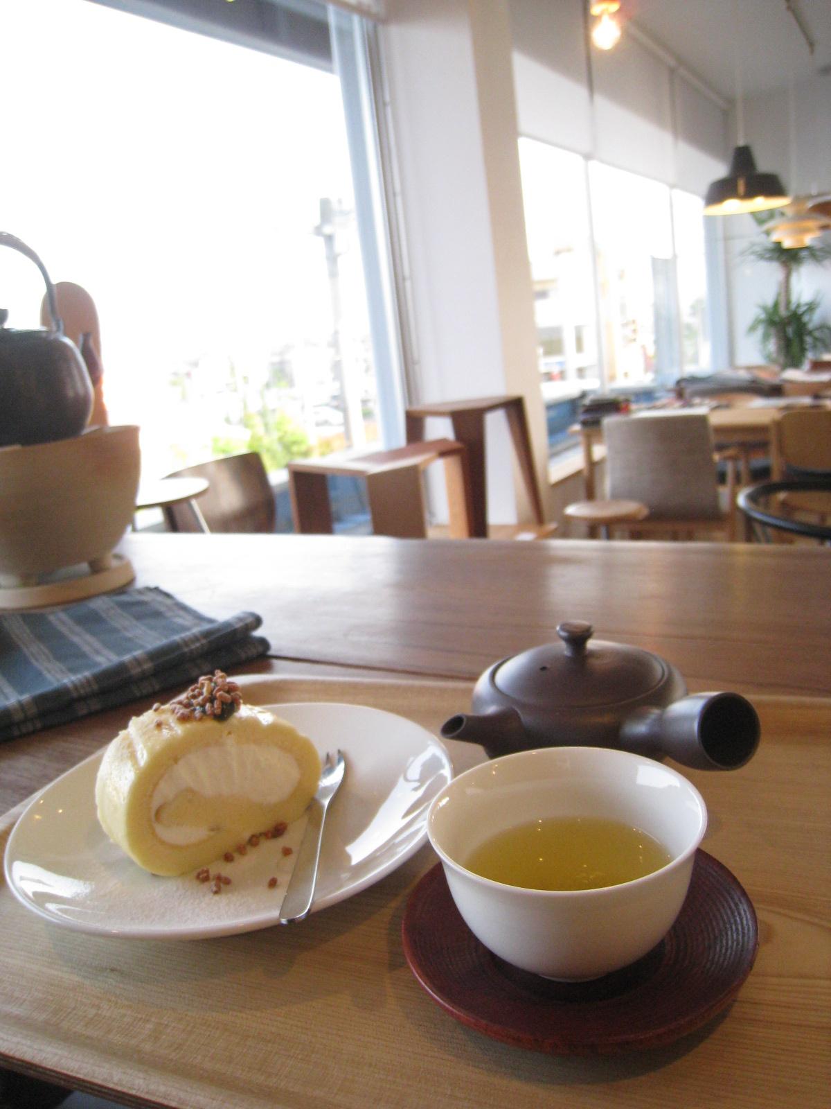 お茶カフェ  (5月)_b0220318_10435033.jpg