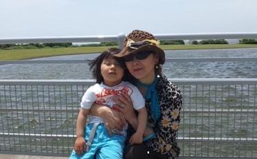 娘の子供たちと葛西臨海公園に出かけた_d0148223_1281639.jpg