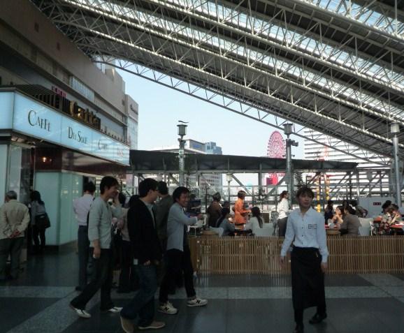元気な大阪ステーションシティへ行ってきました。_f0181251_17351566.jpg