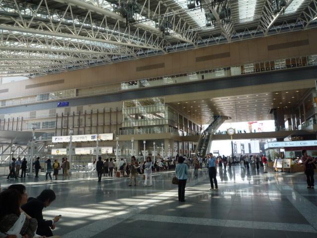 元気な大阪ステーションシティへ行ってきました。_f0181251_1738455.jpg