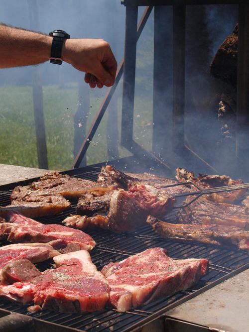 アレッツォで食べた極上のキア二ーナ牛!!_c0179785_6395620.jpg