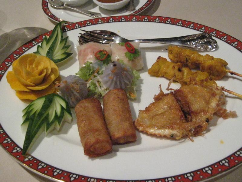 75hours in Bangkok(7)Benjarongでディナー_c0013687_19134321.jpg