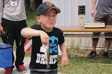 第1回スポーツ報知『掛布CUP』in津風呂湖_a0097491_21264852.jpg