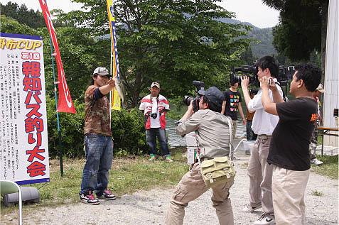 第1回スポーツ報知『掛布CUP』in津風呂湖_a0097491_2126928.jpg