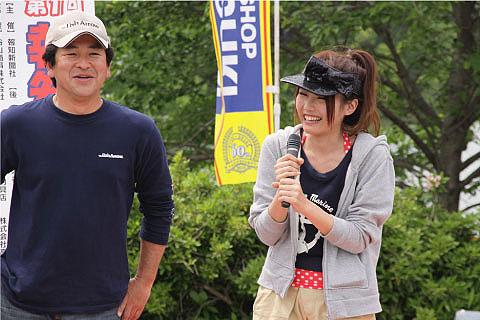 第1回スポーツ報知『掛布CUP』in津風呂湖_a0097491_21311725.jpg
