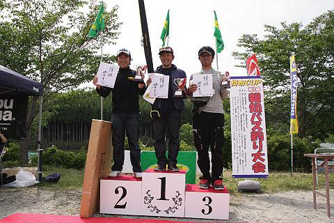 第1回スポーツ報知『掛布CUP』in津風呂湖_a0097491_21315724.jpg