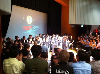 TED X TOKYO 2011! 5万人がライブストリームで熱狂!_f0083294_18403794.jpg