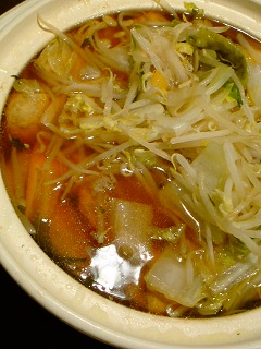 梅干し鍋と・・・日本力(ニッポンヂカラ)。_f0177295_14243523.jpg
