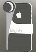 iPhoneに付けるだけで360度パノラマ動画を録画できちゃうカメラが登場?! Kogeto社のDot_b0007805_126964.jpg