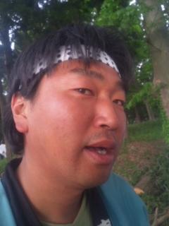 青海神社御神輿担ぎの戦士達どやっ!②_b0130512_1262871.jpg