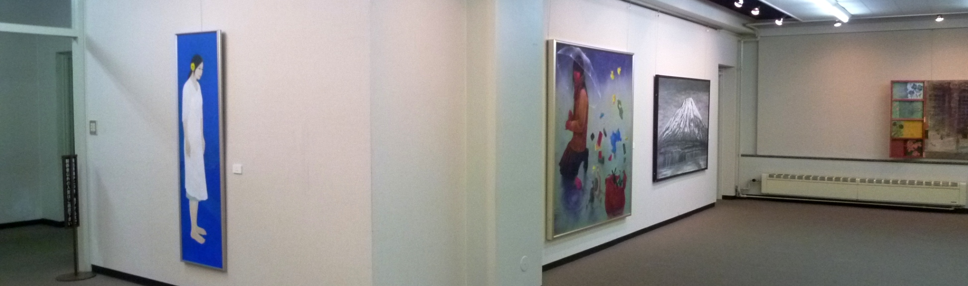 1565)②「北の日本画展 第26回」 時計台 終了5月16日(月)~5月21日(土) _f0126829_17284847.jpg