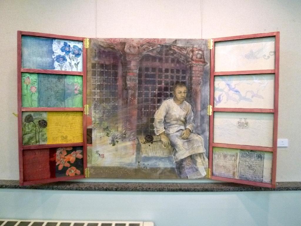 1565)②「北の日本画展 第26回」 時計台 終了5月16日(月)~5月21日(土) _f0126829_186202.jpg