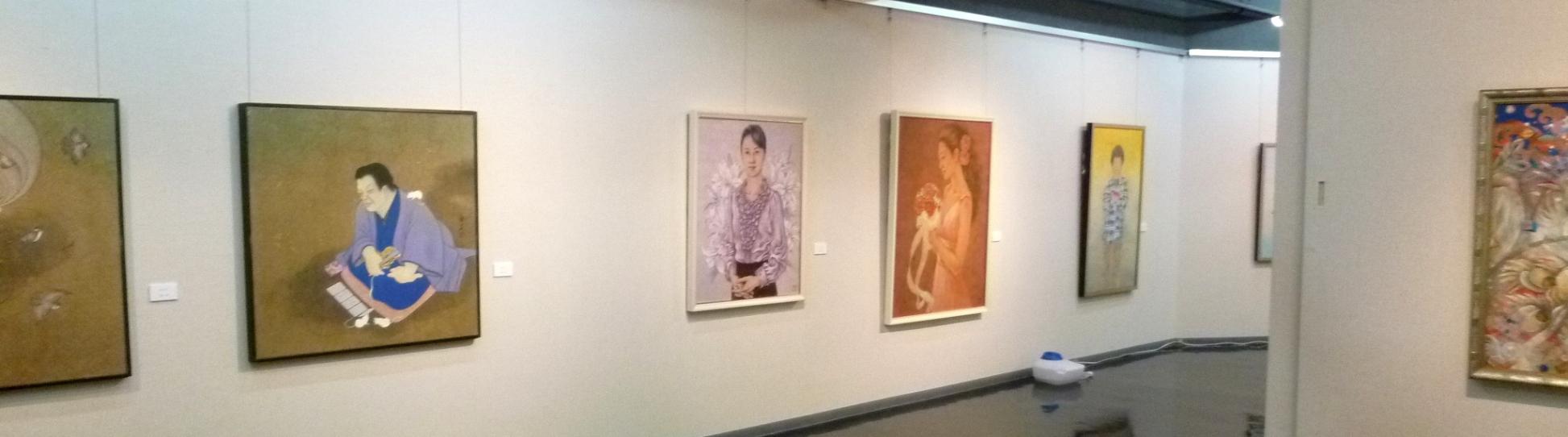 1565)②「北の日本画展 第26回」 時計台 終了5月16日(月)~5月21日(土) _f0126829_1916044.jpg