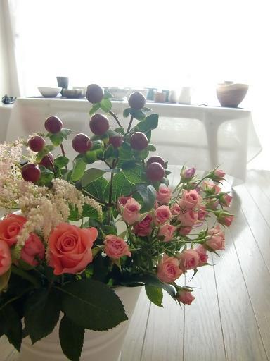 お花と布小物~おうちcafeを楽しむ会~を開催しました・・・_f0168730_16324843.jpg