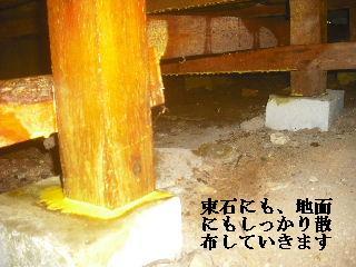白蟻消毒・・開口部追加_f0031037_1924811.jpg