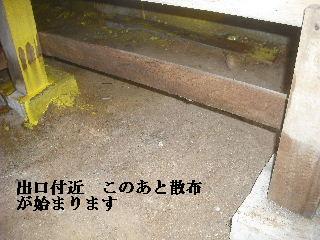 白蟻消毒・・開口部追加_f0031037_1925556.jpg