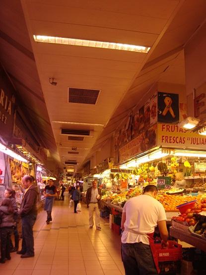 久しぶりのMercado Maravillaとロスキージャ_e0120938_1558039.jpg