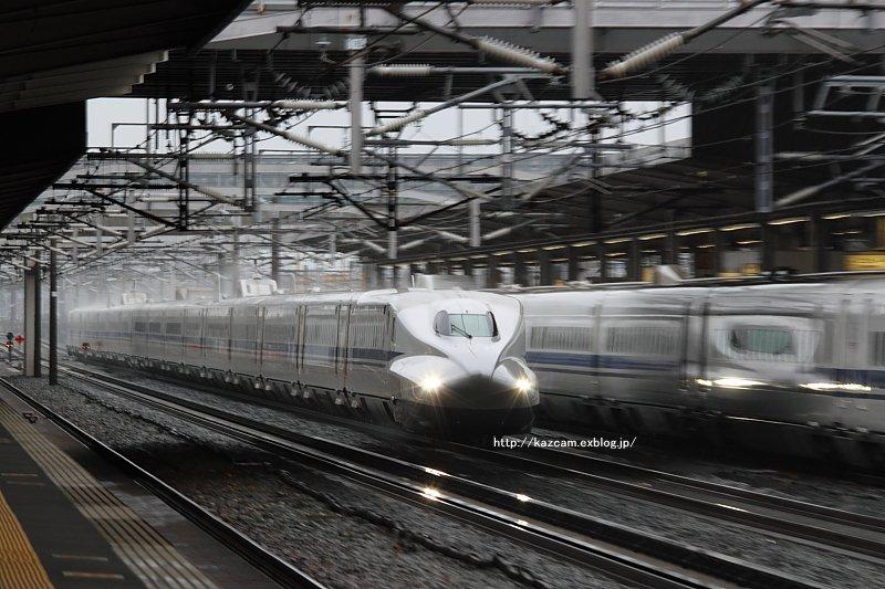 雨の豊橋駅~_a0162239_1104859.jpg