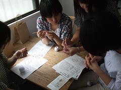 ニット教室_c0172049_15571037.jpg