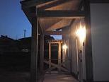 静岡県での住宅用ティンバーフレーム23 完成_d0059949_1410543.jpg