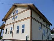 静岡県での住宅用ティンバーフレーム23 完成_d0059949_1443580.jpg