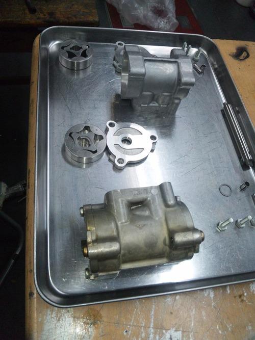 NさんのGPZ900R A12国内 エンジンオーバーホールその4_a0163159_2047935.jpg