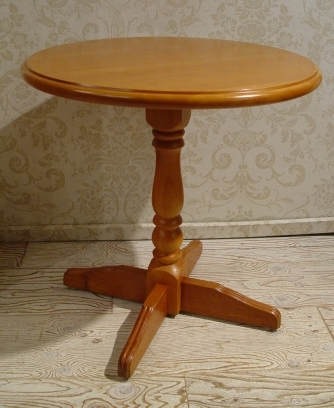 木の円テーブルとアイアイン木の座面イス・入荷!!_a0096367_21271356.jpg