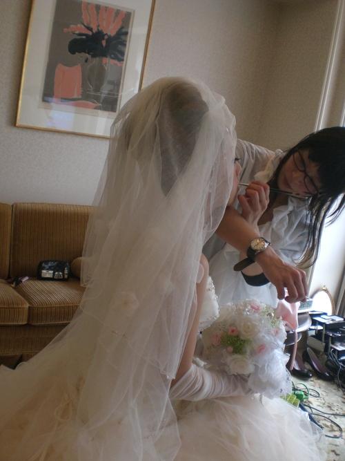 婚礼お支度 5月22日 vol.2_e0161697_2353726.jpg