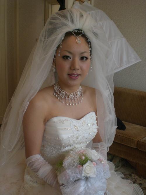 婚礼お支度 5月22日 vol.2_e0161697_2363633.jpg