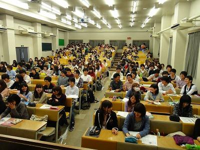 名城大学薬学部4年生の講義_a0152501_165134.jpg