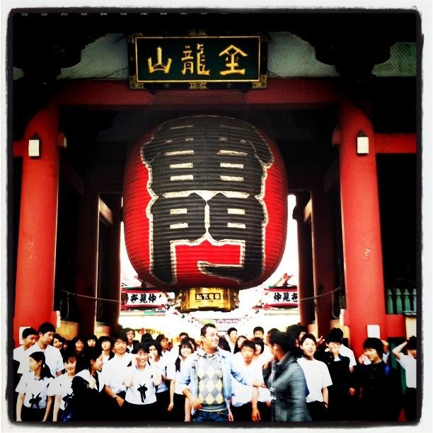 第1回 「浅草B級グルメツアー」へGO〜♪_f0170519_2251089.jpg