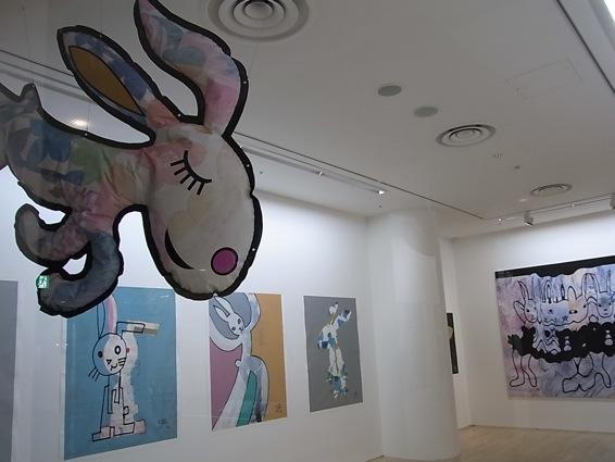 ウサギのち、晴れ_c0113755_116780.jpg