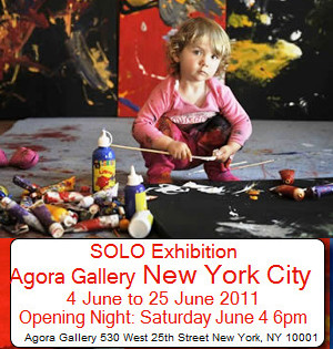 4歳の天才画家、アリータちゃん(Aelita Andre)がニューヨークのギャラリーで初の個展を開きます!!!_b0007805_7132631.jpg