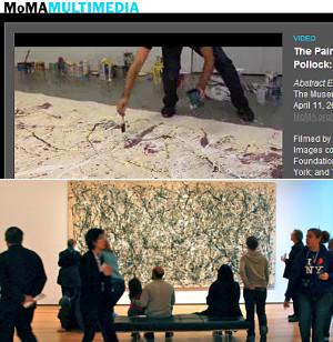4歳の天才画家、アリータちゃん(Aelita Andre)がニューヨークのギャラリーで初の個展を開きます!!!_b0007805_7134820.jpg