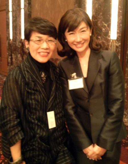 昨日はショップチャンネルのカリスマ、松本京子さんにお会いできました!_c0145608_10543128.jpg