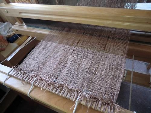 暖簾を織ります_e0221708_122141.jpg