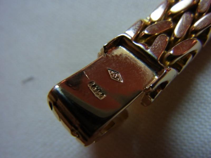 Lady\'s Patek Philippe Rose Gold ×Platinum._c0128818_23495851.jpg