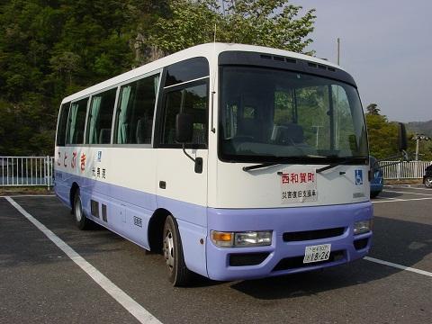 西和賀から陸前高田へ送迎バス運行中!_d0206420_1151115.jpg