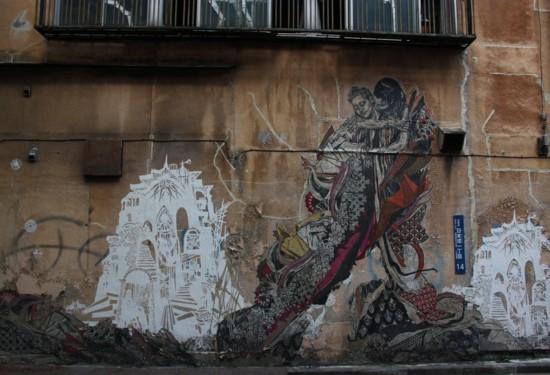ここまで描くか壁の落書き_f0055131_950893.jpg