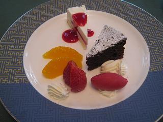 フランス料理ラ・シャロント@つくば_a0139242_5123074.jpg