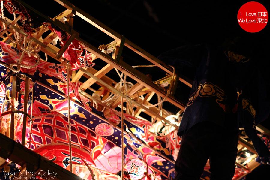 南砺市福野 「夜高祭」 写真撮影記09 引き合い(喧嘩)の後編_b0157849_20451686.jpg