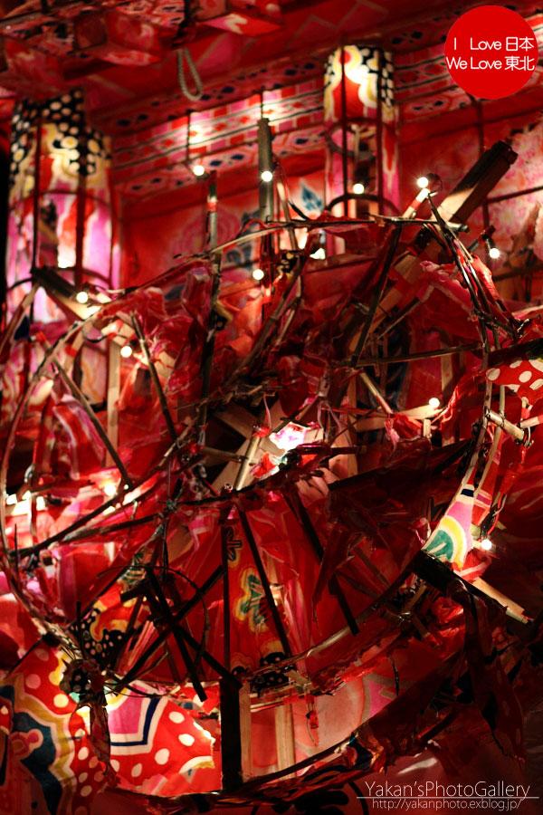 南砺市福野 「夜高祭」 写真撮影記09 引き合い(喧嘩)の後編_b0157849_2045755.jpg