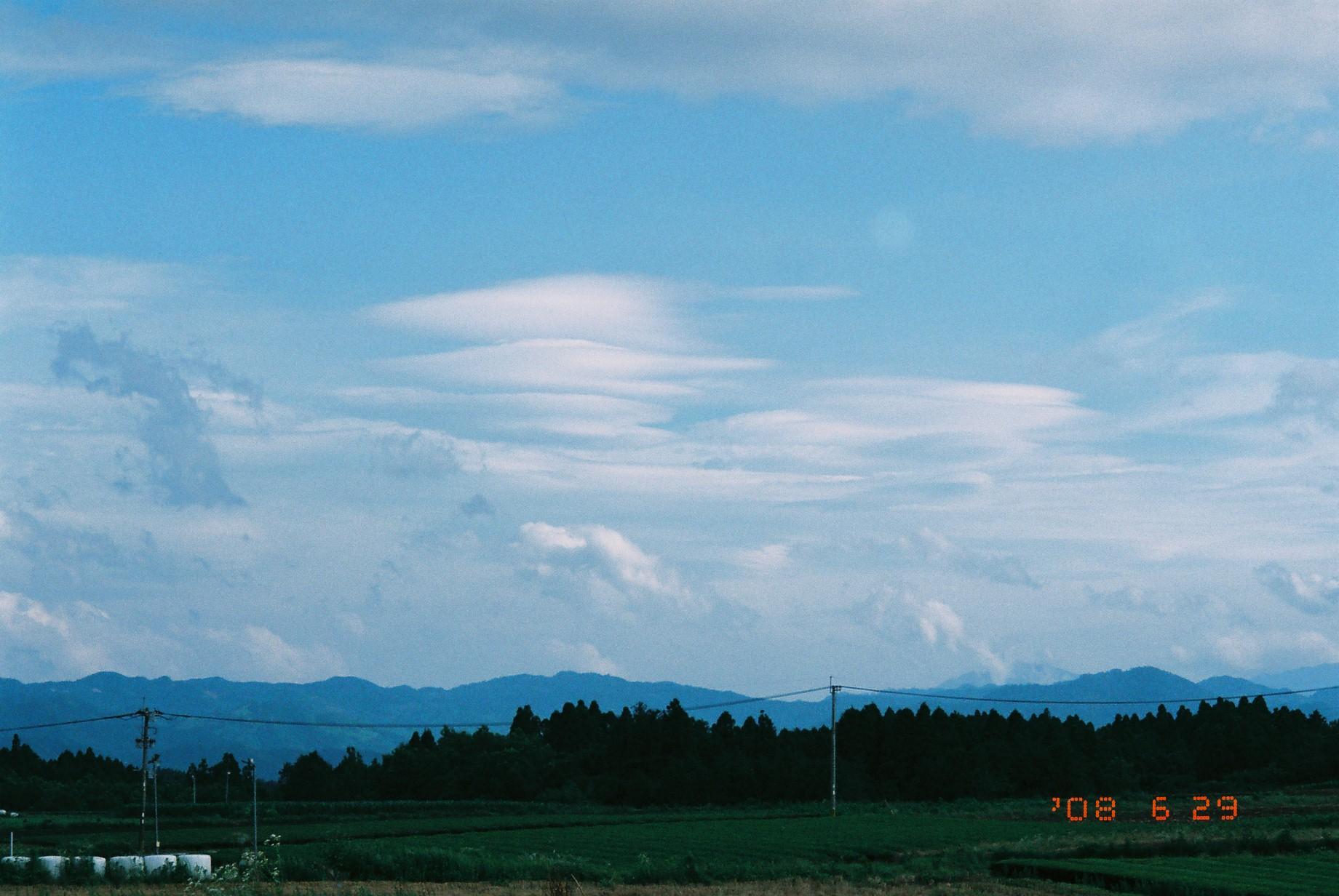 雲のい・ろ・い・ろⅡ_a0174458_23371772.jpg