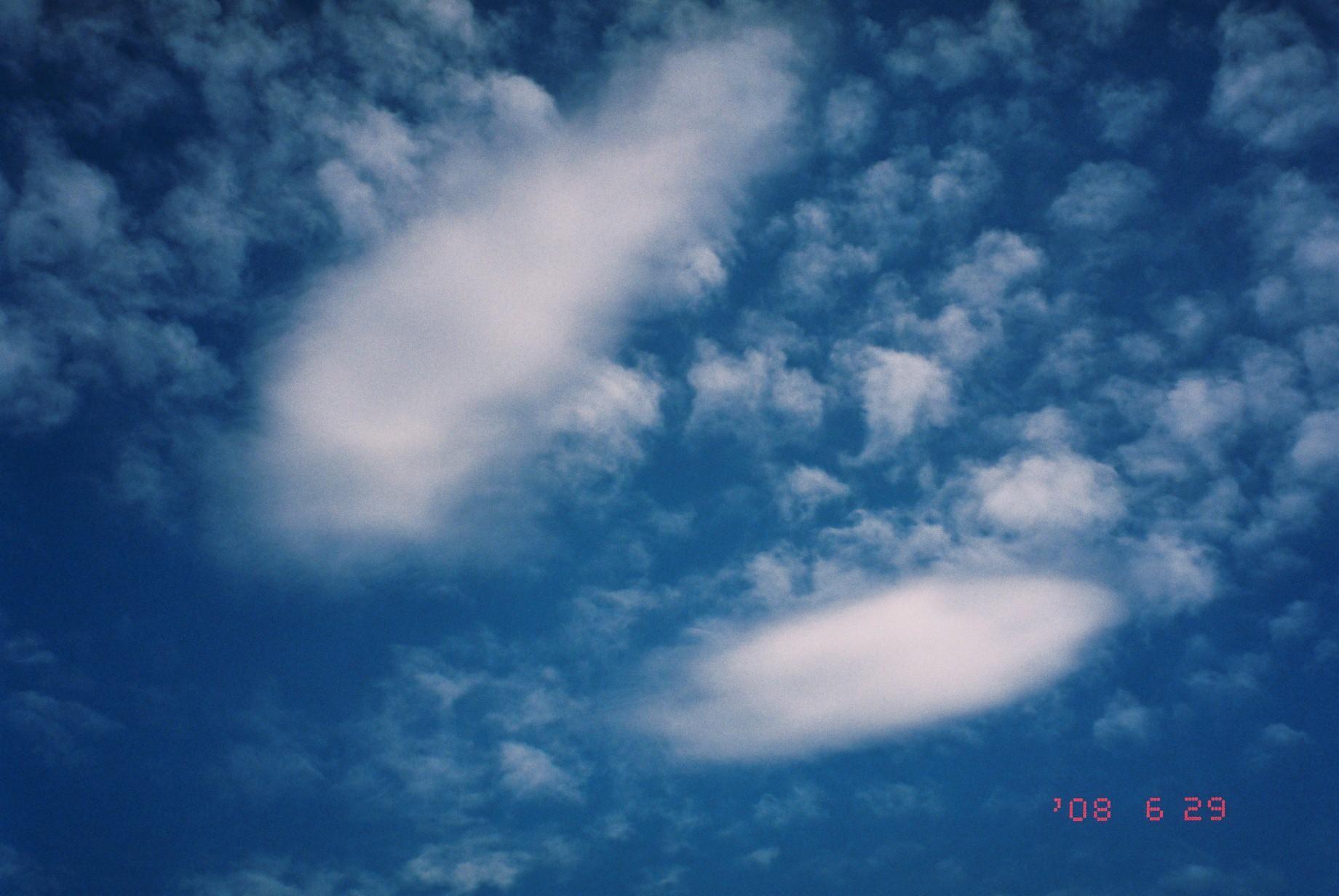 雲のい・ろ・い・ろⅡ_a0174458_2339371.jpg